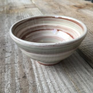 Stripy bowl